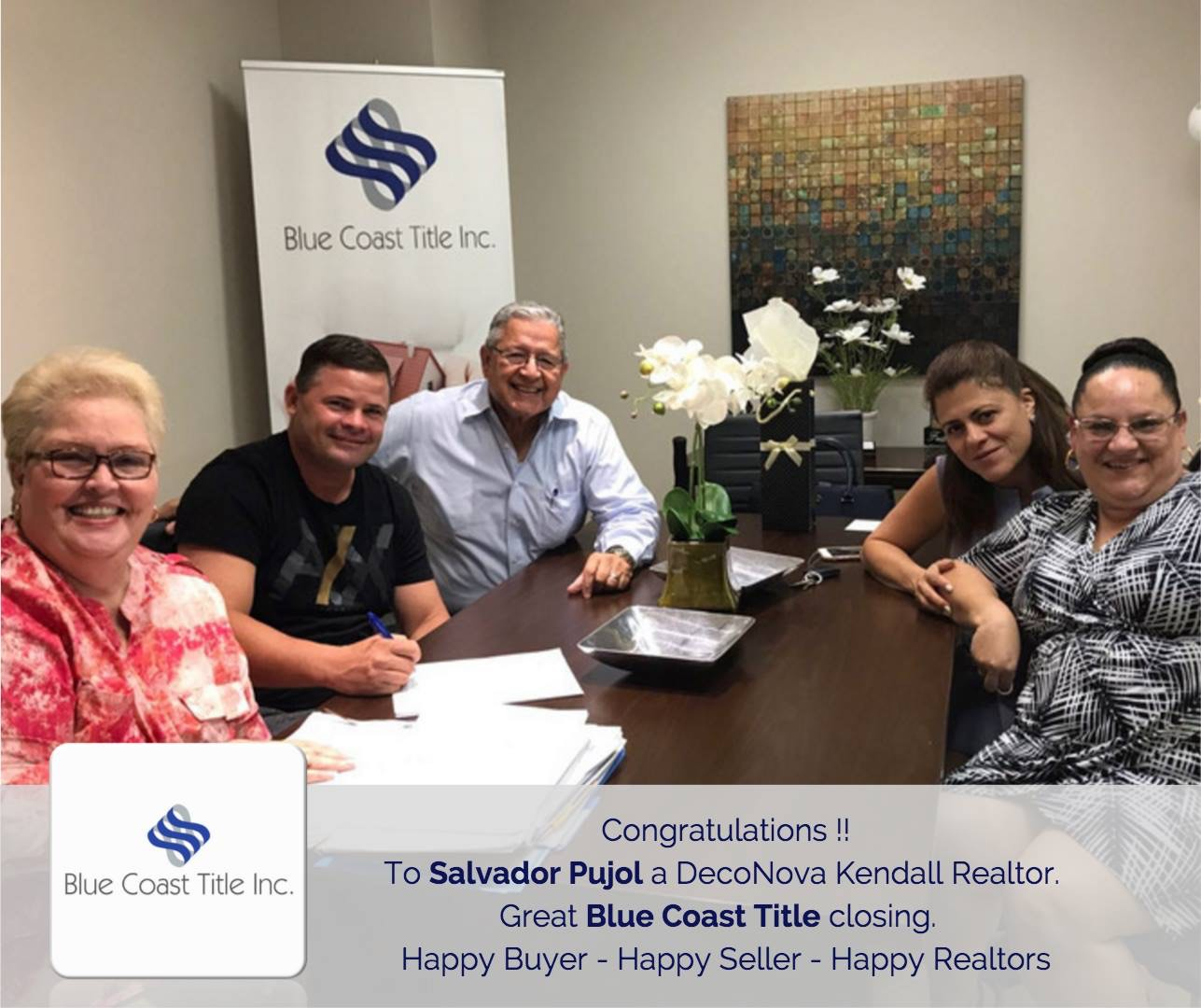 blue coast title closings miami